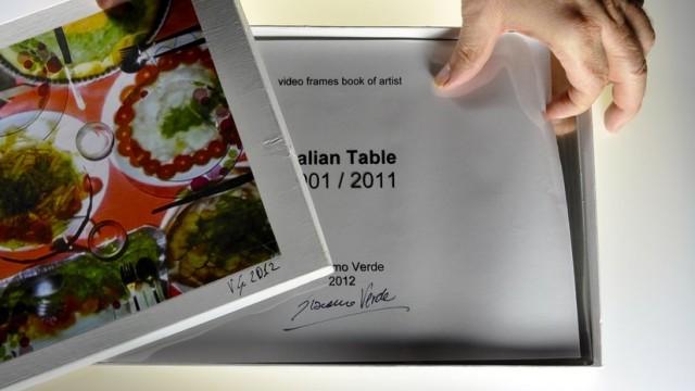 apertura Scatola Italian Table