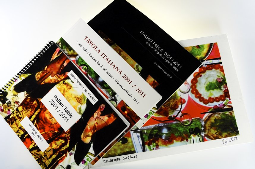 Multi Book Tavola Italiana