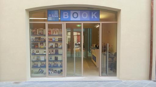 A typo @ Libreria BLU Book